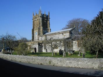Charminster Village Church