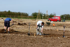 Charlton Down Allotments - The Early Days
