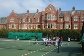 Charlton Down Tennis Courts